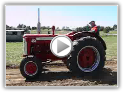Harcourt - Tractor Pull